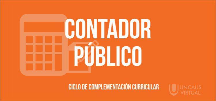 CONTADOR<br> PÚBLICO <br>– CCC
