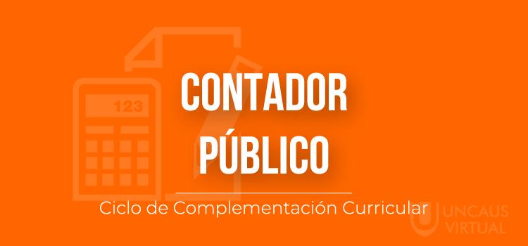 CONTADOR PÚBLICO – CCC
