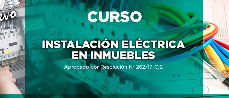 INSTALACIÓN ELÉCTRICA EN INMUEBLE