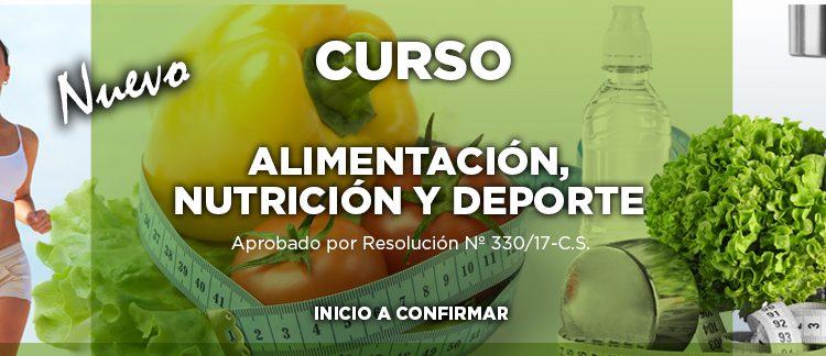 ALIMENTACIÓN NUTRICIÓN Y DEPORTE